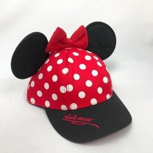 Disney Minnie Mouse Ears Kids Hat